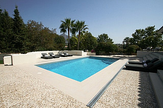 Modern villa in Las Brisas Golf