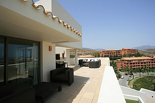 Penthouse for sale in Los Flamingos
