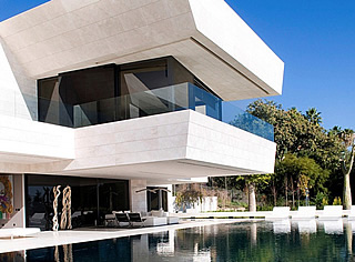 Design Villa by A-Cero Marbella Spain